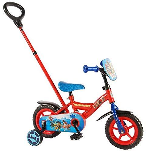 PAW PATROL volare6105025,4cm Volare Jungen Fahrrad mit abnehmbarem Lenkung Push Bar