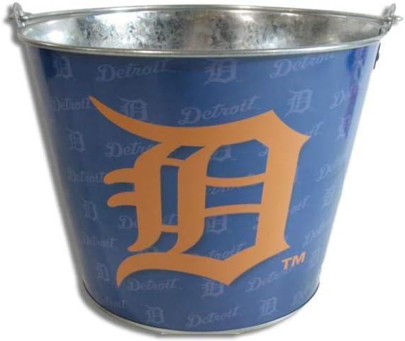 5 ☆ very popular Now on sale Fan Apparel Detroit Double-Sided Bucket Pail Beer Ice