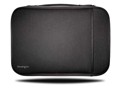 Kensington Softtasche universal, Neopren Laptoptasche für 14 Zoll Geräte wie MacBook Air, HP Laptop, Dell Laptop, ChromeBook, Microsoft SurfaceBook, Notepad & Tablets, K62610WW