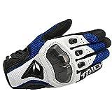 Qianliuk Motorrad Handschuhe Winter & Sommer Touchscreen Handschuhe Motos Racing