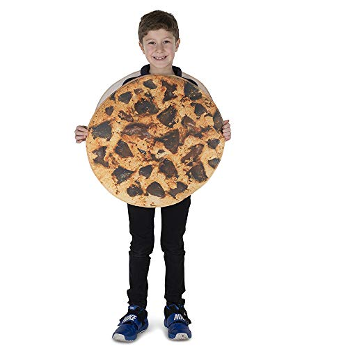 Dress Up America Chocolate Chip Cookie Costume for Kids Product comes complete with Tunic