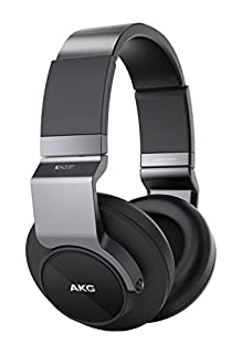 AKG K 845BT Auriculares supraaurales plegables de alto rendimiento con emparejamiento NFC inalámbricos Bluetooth, almohadillado de proteína de cuero, compatible con dispositivos iOS de Apple y Android, color blanco (B00FIZ1SVC) | Amazon price tracker / tracking, Amazon price history charts, Amazon price watches, Amazon price drop alerts