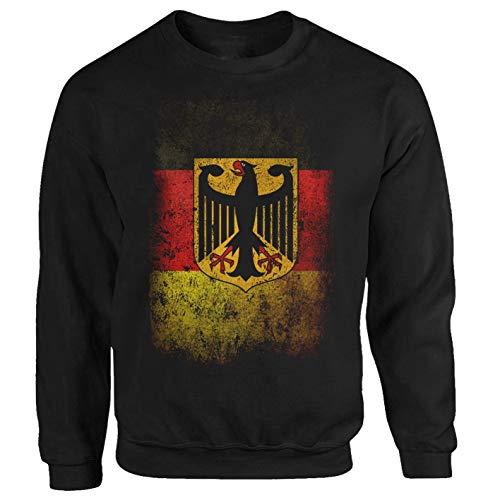 P-T-D Deutschland Fahne Sweatshirt (L)