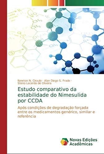Estudo comparativo da estabilidade do Nimesulida por CCDA: Após condições de degradação forçada entre os medicamentos genérico, similar e referência