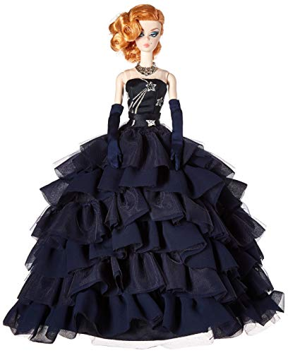 Barbie Collector, muñeca Fashion Model Collection, Glamour de medianoche (Mattel FRN96)