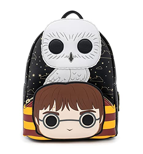 Pop by Loungefly Harry Potter Hedwig Cosplay Mini Backpack