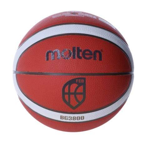 MOLTEN Balón Baloncesto B6G3800 T6 FBM