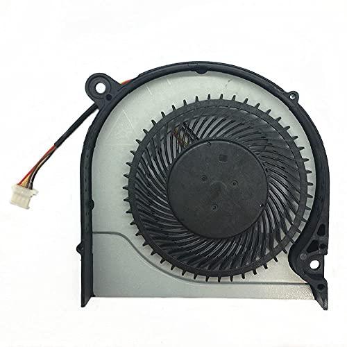 Landalanya Novo Ventilador de Resfriamento de CPU para Laptop para Acer Helios 300 G3-571 G3-572 G3-573 N17C1 N17C6 PH315-51 PH317 A314-31 A515 A515-41 A515-52 AN515 AN515-41 AN515-51 AN515-52 Série DFS541105FCOT Ventilador FJN1