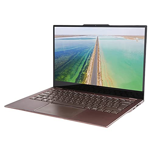 EZbook X3 Air 13.3 '' 1920 x 1080 Computadoras portátiles con Windows 10 RAM 8GB ROM 128GB, Mini laptop para procesador Intel Celeron Gemini Lake N4100 y para gráficos Intele UHD Graphics 600(Rosa)