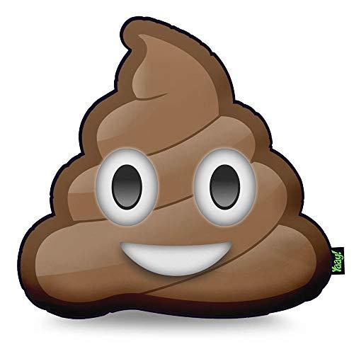 Almofada Emoticon Emoji Cocozinho Poop.