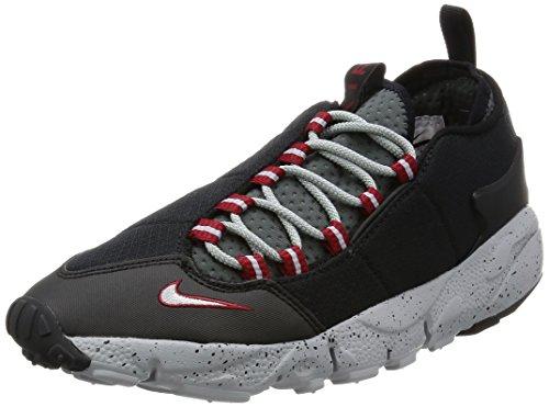 Nike 852629-001, Scarpe da Trail Running Uomo, Nero/Grigio Lupo/Grigio Scuro, 43 EU