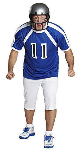 Partyklar American Football Defends Costume de défense pour homme