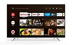 JVC LT-58VA6955 147 cm / 58 Zoll Fernseher (Android TV inkl. Prime Video / Netflix / YouTube, 4K UHD mit Dolby Vision HDR / HDR 10 + HLG, Bluetooth, Triple-Tuner) [Modelljahr 2020]