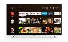 JVC LT-50VA6955 127 cm / 50 Zoll Fernseher (Android TV inkl. Prime Video / Netflix / YouTube, 4K UHD mit Dolby Vision HDR / HDR 10 + HLG, Bluetooth, Triple-Tuner) [Modelljahr 2020]©Amazon