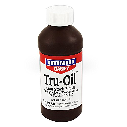 Birchwood Casey True-Oil Gun Stock Finish 8-Ounce Liquid