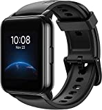 DIZO Smart Watch Fitness Tracker, Blood Oxygen, Heart Rate and Sleep Monitor, 90 Sports Modes, 100+ Watch Faces, IP68 Swimming Waterproof, Smartwatch for Android iPhone (Grey)