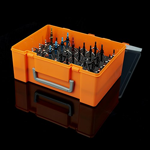 Posch Archery Broadhead Storage Case Box (Holds 36...