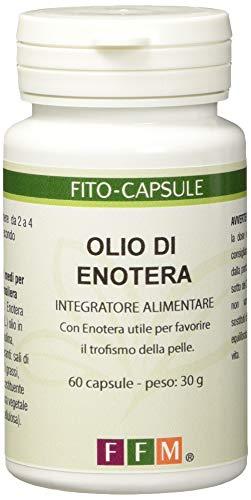 Fitofarmaceutica Enotera - 60 Capsule Gelatina Vegetale
