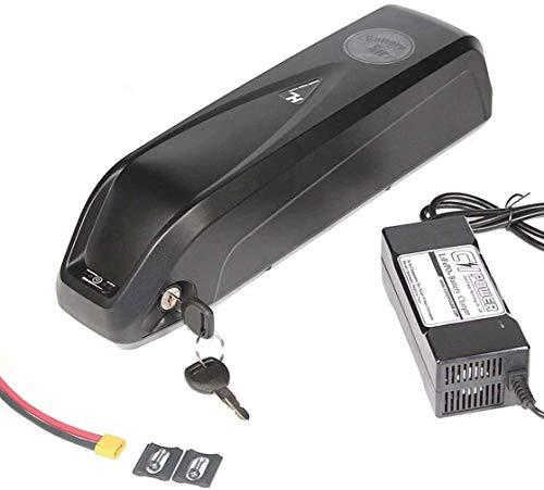 DXYAN - Batería de litio para bicicleta (36 V, 48 V, 52...