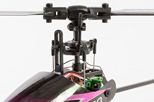 XciteRC 14004000 Flybarless 200 3D Single Blade V2.0-6-Kanal ARTF Hubschrauber
