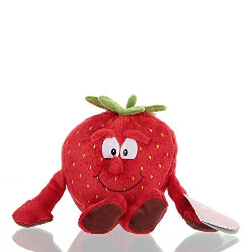 Vitamin Stars/Goodness Gang Erdbeere Strawberry Plüsch Figur Kuschel Tier 25cm