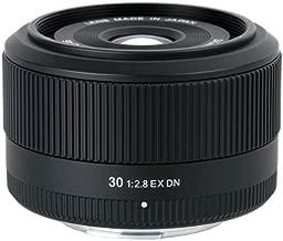 Sigma 30mm F2.8 EX DN- Micro 4/3 330963
