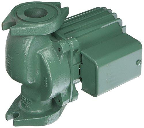 Taco 0010-F3 Cast Iron Cartridge Circulator-0010 Series, 115 V, green