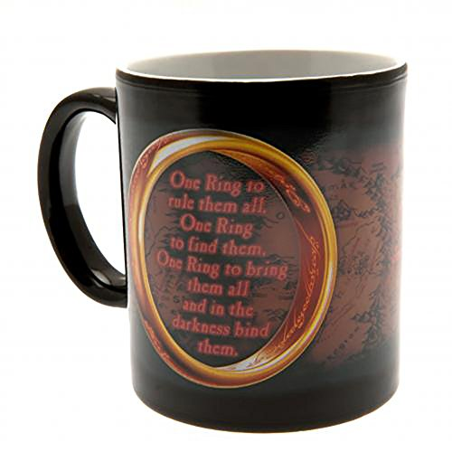 The Lord of the Rings - Heat Changing Mug