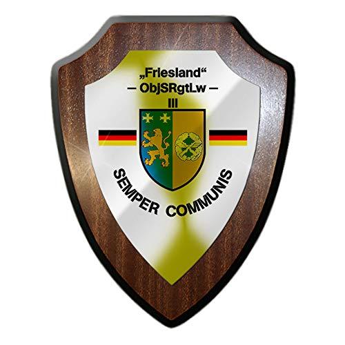 Wappenschild ObjSRgtLw Semper Communis Objektschutz Regiment Luftwaffe #27099