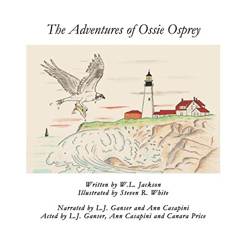 『The Adventures of Ossie Osprey』のカバーアート