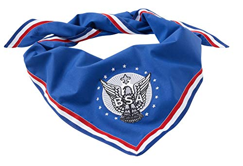 Eagle Scout Embroidered Neckerchief