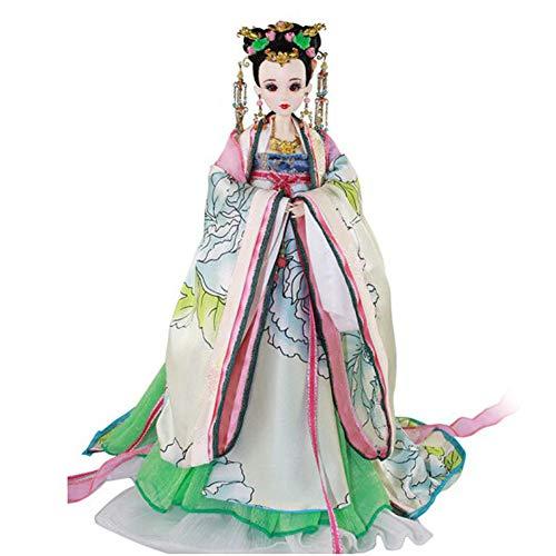 Regal Dekor, Interieur Puppe für Inneneinrichtungen, Art Doll, 12,5 Zoll Mädchen Puppe für Tischdekoration, Inneneinrichtungen