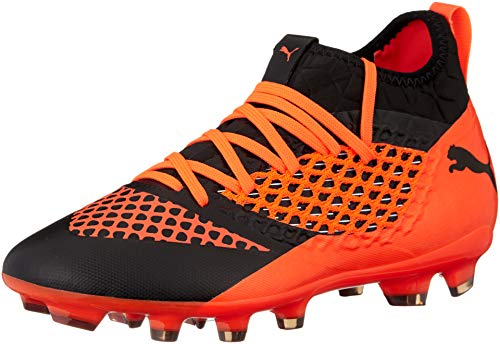 PUMA Future 2.3 Netfit HG Men's Soccer Cleats-Black-7