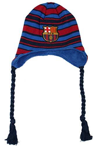 FCB Gorro Polar FC Barcelona Regalo Futbol, Adultos Unisex,...