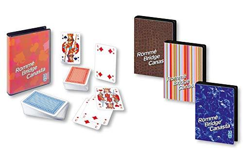 Ravensburger Spiel 27075 - Rommé, Canasta, Bridge