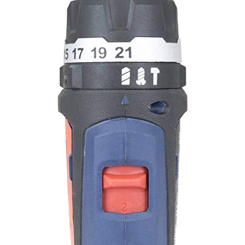 Güde Akku-Bohrschrauber 12 Volt / 1,3 Ah | 20+1 Stufen - 4