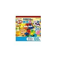 コクヨ (ひらめきッズ)徳用おりがみブックタイプ27色+金銀各1枚100枚[GY-YAD100] Japan