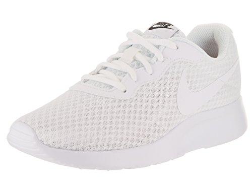 Nike Damen WMNS Tanjun Fitnessschuhe, Weiß (Weiß), 38.5 EU