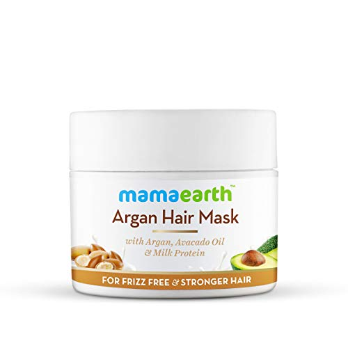 Mamaearth Argan Hair Mask, 200gm