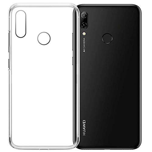 TBOC Transparent Gel TPU Hülle für Huawei P Smart 2019 - Huawei P Smart (2019) [6.21