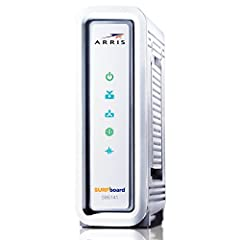 Approved on Comcast Xfinity, Spectrum (Charter, Time Warner, Brighthouse Networks), Cox, Mediacom, Suddenlink and most other US Cable Internet Providers.  NOT compatible with Verizon, AT&T or Centurylink.  REQUIRES Internet Service. Wired modem only....