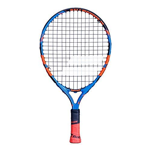 Babolat Ballfighter 17 Incordata: Sì G Racchette da Tennis Racchette per Bambini Blu Chiaro - Rosso 0000