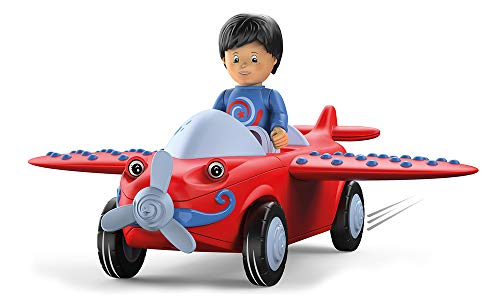 Siku - Aufziehfahrzeuge für Kinder in Rot/Grau, Größe Ab 18 Monaten