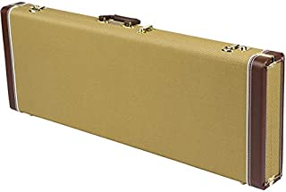 Best Fender Pro Series Stratocaster/Telecaster Multi-fit Case - Tweed Review