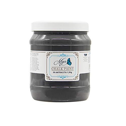 Chalk Paint MYA 59 Antracita, 1.2kg