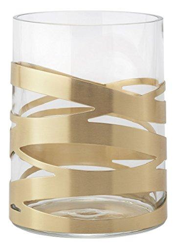 Stelton Tangle Vase, Messing