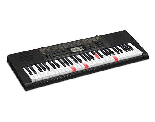 Casio - Musical Instruments LK265 Tastiere Elettronica, Nero