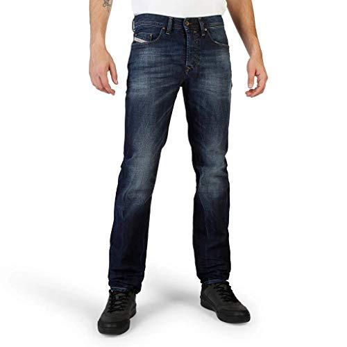 Diesel - Jeans aderenti da uomo Denim usato. W28 / L32