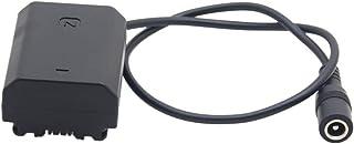 SODIAL ダミーバッテリーNp Fz100 DcカプラーSony Alpha 9 A9 Ilce-9 Ilce-7M3 A7Riii A7 Iii Ilce-7M3 Ilce-7M3Kデジタルカメラに適用
