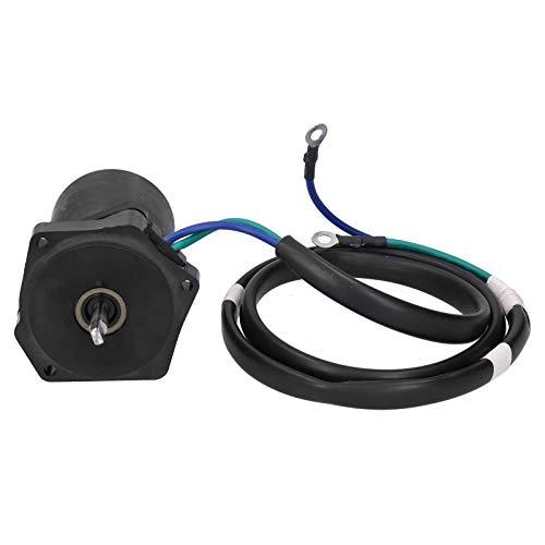 Qiilu Tilt Trim Motor, 6C5-43880-01 Power Tilt Trim Motor Replace Outboard Accessory Fit for F40 F50 F60 T60